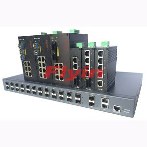 Industrial Fiber Switch